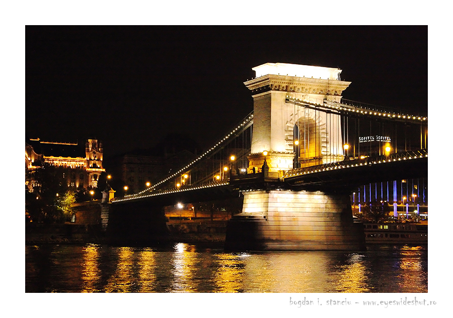 Széchenyi Chain Bridge Budapest