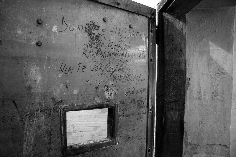 Jilava celula lui Antonescu