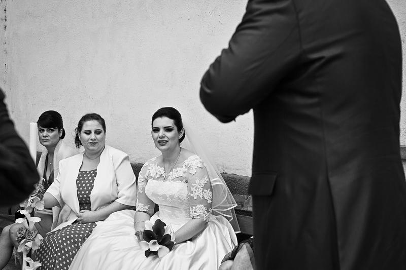 La nuntă I