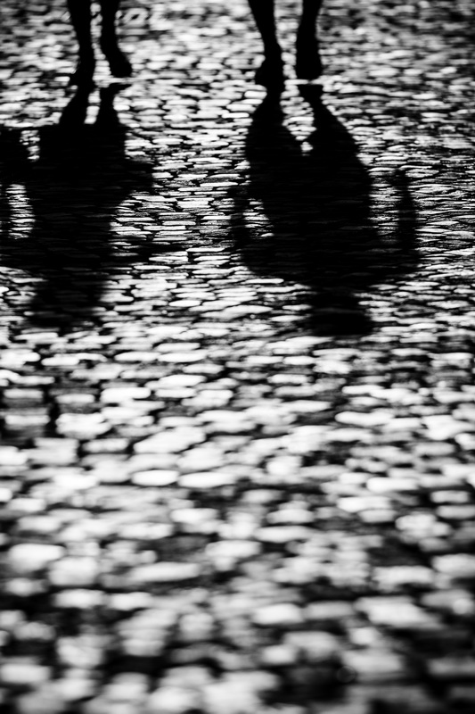 Wait for me - Bucuresti, centrul vechi, septembrie 2013